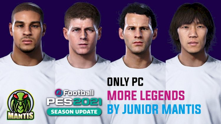Ya Disponibles las Leyendas MyClub V1 - Solo PC