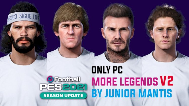 Ya Disponibles las Leyendas MyClub V2 - Solo PC