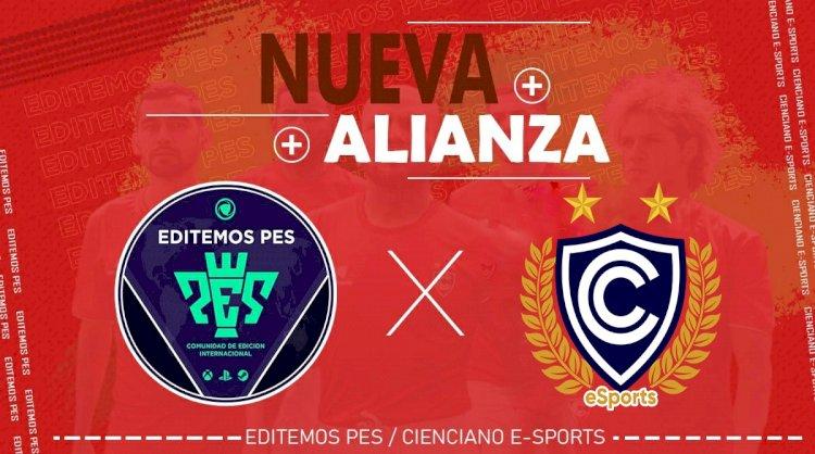 Nueva Alianza con Cienciano eSports