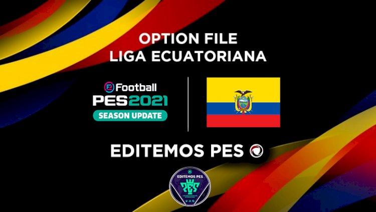 eFootball PES 2021 | Ya Disponible el OF de la Liga Ecuatoriana