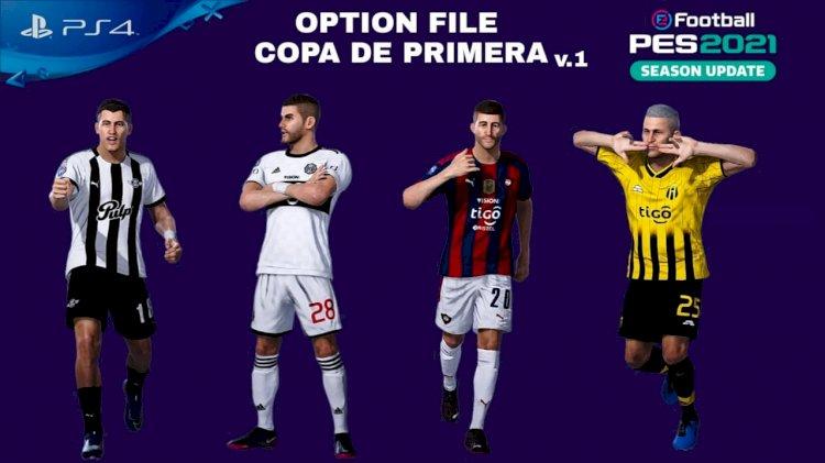 eFootball PES 2021   Ya Disponible el OF de la Liga Paraguaya