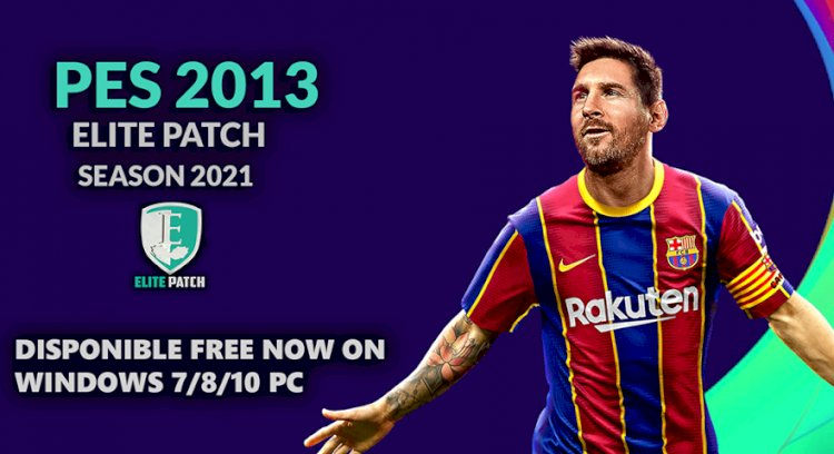 PES 2013 | Ya Disponible PES Elite Patch actualizado a la temporada 20 / 21