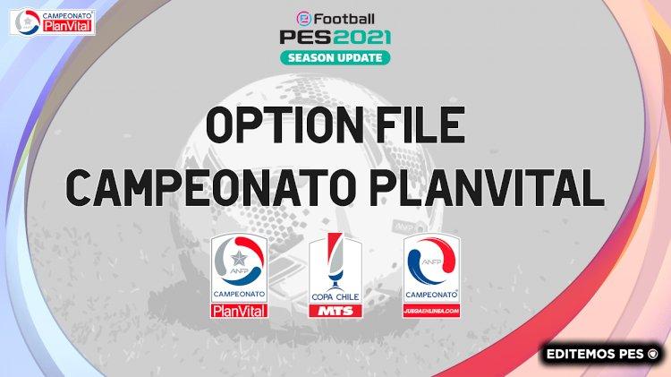 eFootball PES 2021 | Ya Disponible el OF V2 de la Liga Chilena