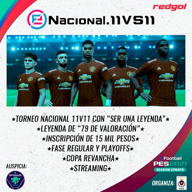 eNacional 11vs11 By Editemos PES