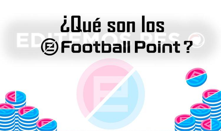 ¿Qué son los eFootball Points?