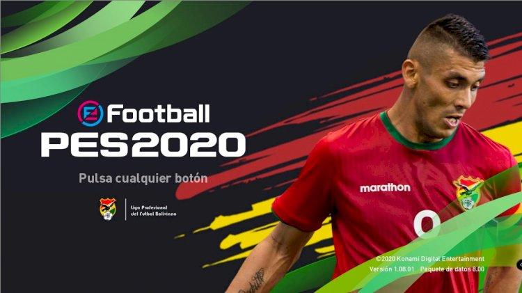 eFootball PES 2021 | Ya Disponible el AIRPATCH - Liga Boliviana para PC