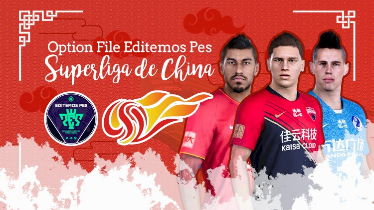eFootball PES 2021 | OF V1 Superliga China ya Disponible!