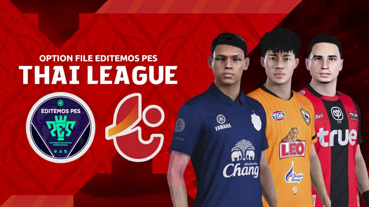 eFootball PES 2021 | Ya Disponible el OF de la Liga de Tailandia