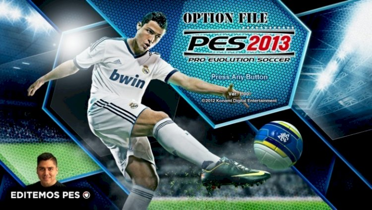PES 2013 | OF Completo Vintage PS3 By Robbyearon