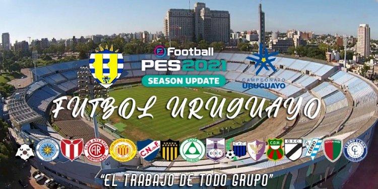 eFootball PES 2021 | Ya Disponible el OF de la Liga Uruguaya