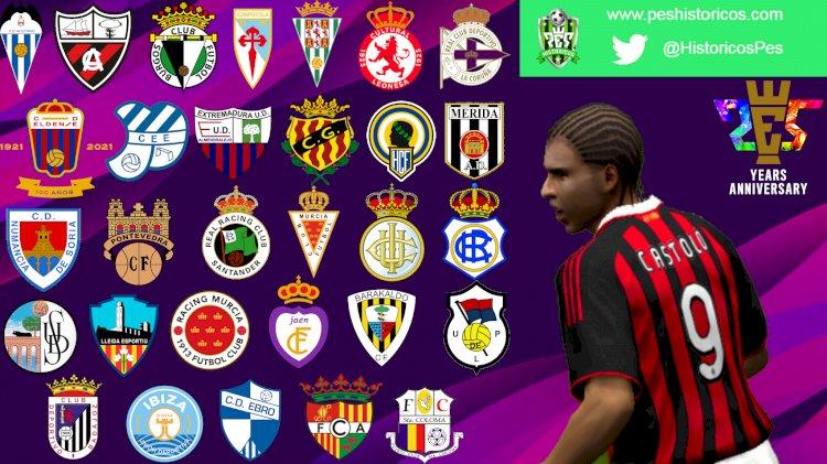 eFootball PES 2021 | Ya Disponible el OF V3 de PES Historicos