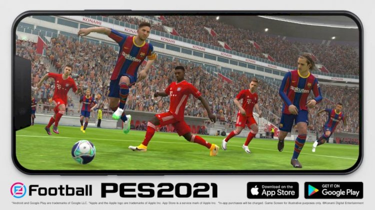eFootball PES 2021 Mobile | Mobile 400 Million Downloads Campaign