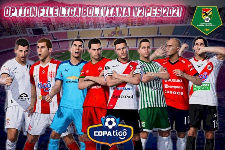eFootball PES 2021 | Ya Disponible el OF de la Liga Boliviana V2