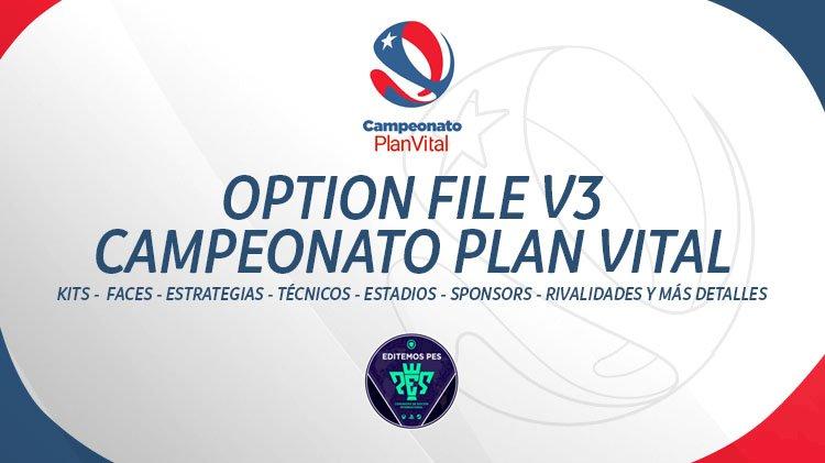 eFootball PES 2021 | Ya Disponible el OF V3 de la Liga Chilena